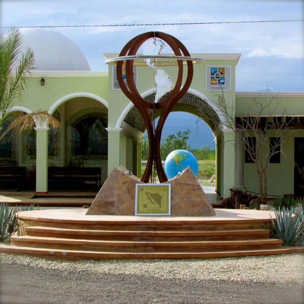 We passed back over the Tropic of Cancer when we were heading to Cabo Pulmo. Still not sure what that really means...