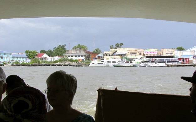 See ya later, Belize City!