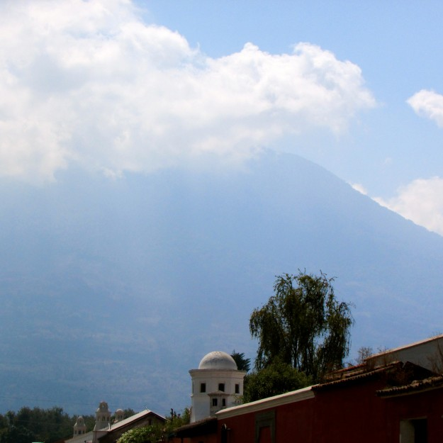 I mentioned that there are volcanoes in Guatemala, right?  That sounds totally safe.